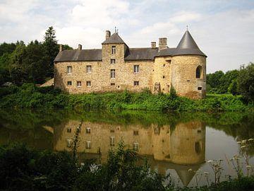 Bretonische Burg von Ronald Gorter