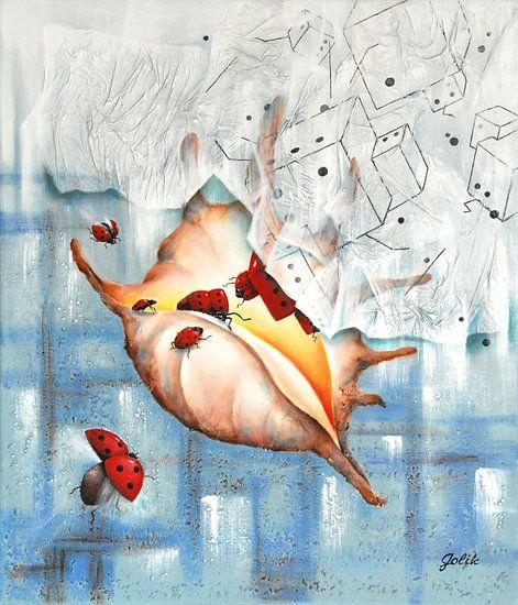 Lucky Charm van Larysa Golik
