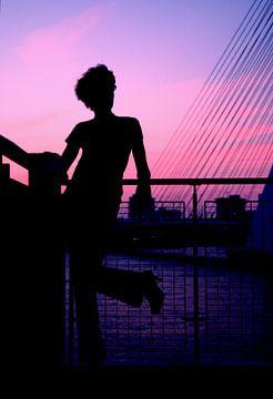 Silhouet van Angelo Bottigliero