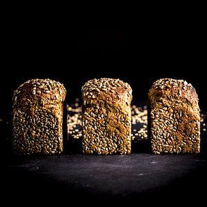Stilleven brood van