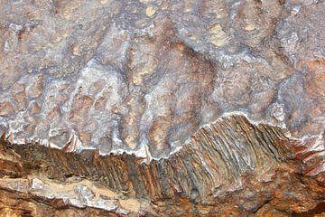 Meteoriet uit de ruimte 1 van Inge Hogenbijl