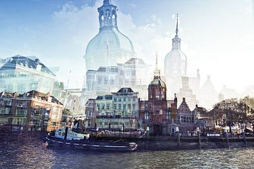 Dordrecht - Groothoofd van Mark Isarin | Fotografie