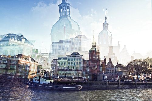 Dordrecht - Groothoofd van Mark Isarin