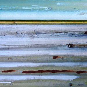 Tweeluik 01 LINKER-deel Abstract Waddenlandschap