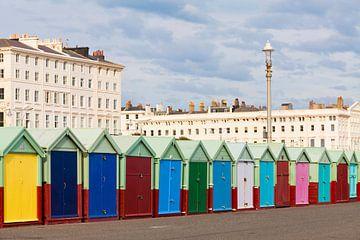 Brighton in England von Werner Dieterich