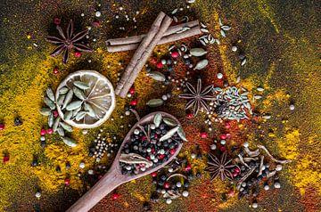 Tijd voor een stoofpot | Specerijen en kruiden van Ricardo Bouman | Fotografie