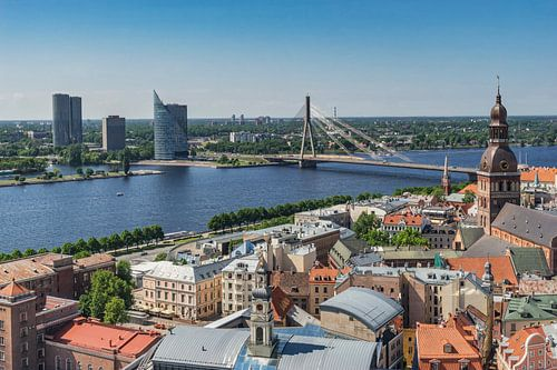 Riga, Lettland  von