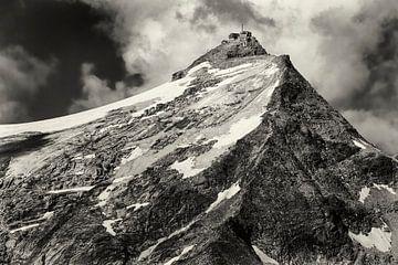Wetterstation Mölltaler Gletscher von Rob Boon