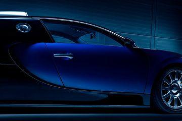 Bugatti Veyron 16.4 - Zijkant van Ansho Bijlmakers