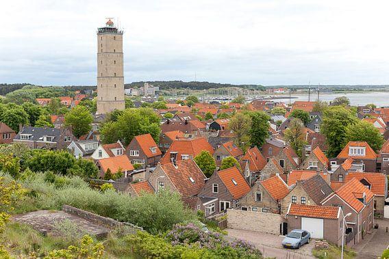Friesland / Terschelling / Dorpsgezicht West-Terschelling / 2013