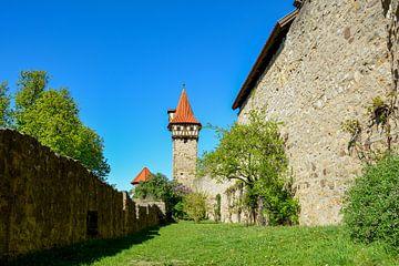 Alte Burg von Claudia Evans