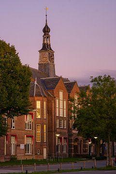 Poortgebouw Leiden van Dirk van Egmond