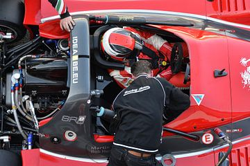 Radical SR8 RX van Frank de Ridder