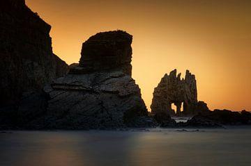 Playa de Portizuelo von Wojciech Kruczynski
