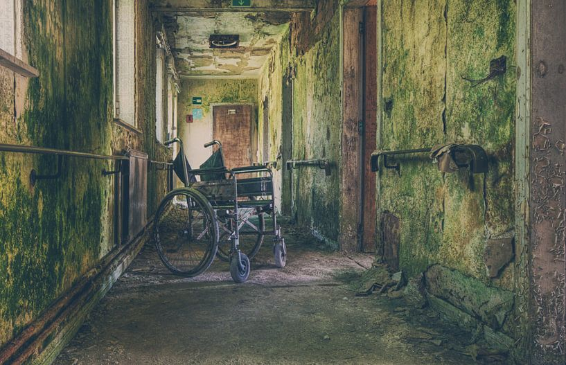 urbex: Home of the Elderly von Natascha IPenD