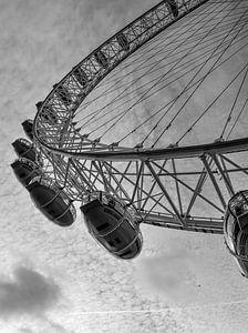 London Eye van Anja Van Geert