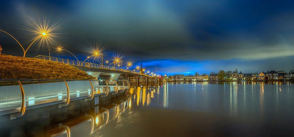 de brug van Reint van Wijk