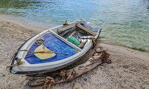 Vissersboot van