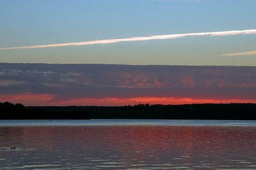 Zonsondergang a la Rothko van