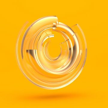 The Glass Thing van Jörg Hausmann
