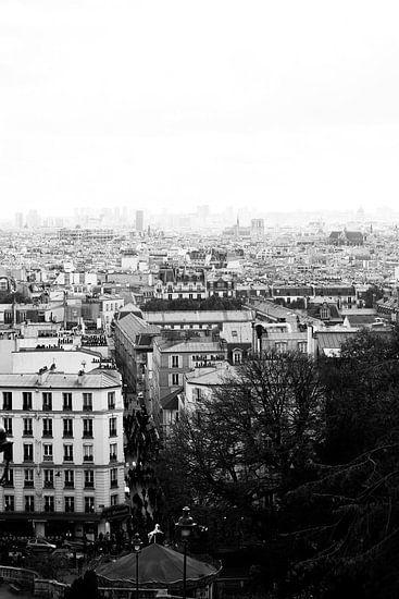 De prachtige stad, Parijs