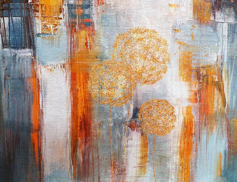 Dandelions van Jacky Gerritsen