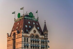 Witte Huis in Rotterdam van ABPhotography