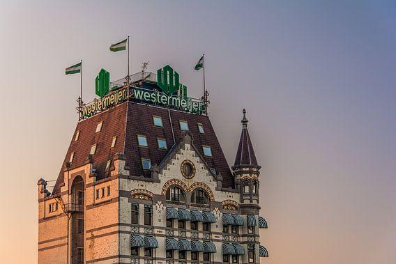 Witte Huis in Rotterdam van Alexander Blok