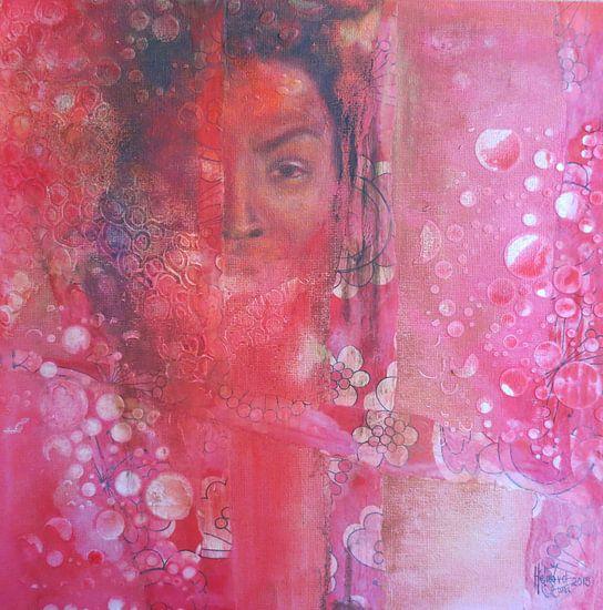 Rode Liefde van Helma van der Zwan