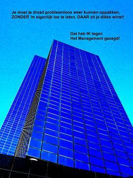 Small Talk: De Draad Weer Oppakken! van MoArt (Maurice Heuts)