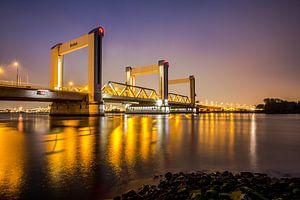 Botlekbrücke von Chris de Gier