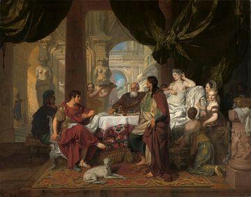 Das Fest der Kleopatra, Gerard de Lairesse