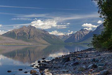 Lake Mc Donald van Christoph Schaible