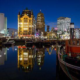 Rotterdam, Oude Haven  von Guido Akster