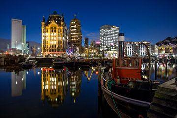 Rotterdam, Oude Haven  van Guido Akster