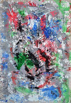 Vermischtes Farbenspiel V von elha-Art