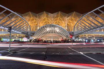 Station Oriente (Calatrava) von