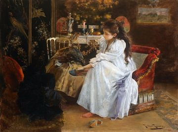 Romà Ribera, Romà Ribera~Abendgesellschaft