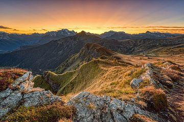 Zauberhafte Dolomiten von Michael Valjak