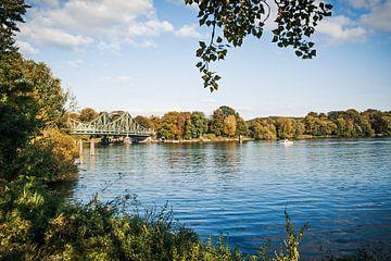 Potsdam – Havel / Glienicker Brücke von Alexander Voss