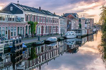 Utrechtse Jaagpad, Leiden van Carla Matthee
