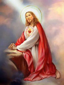 Het feest van het heilig Hart van Jezus van Patrick Hoenderkamp