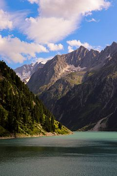 Oostenrijks landschap van Veri Gutte