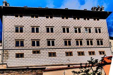 Prag - Musterbau von Wout van den Berg