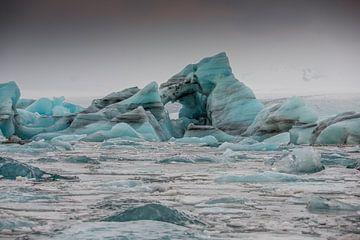 Ice berg von Menno Schaefer