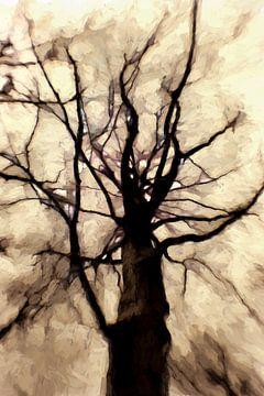 Stormachtige Lente von Robert Wiggers