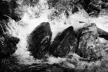Der Riesbach im Riesloch bei Bodenmais 2 von Jörg Hausmann