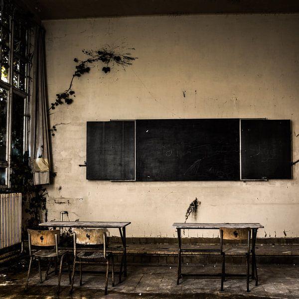 die Schule ist aus, für immer von Stijn Vanelderen