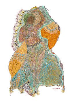 The Bellydancer von Mohamed Hamida