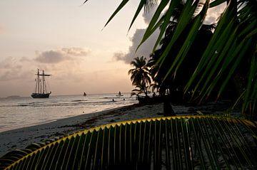 San Blas een tropisch eiland van Jacintha Van beveren
